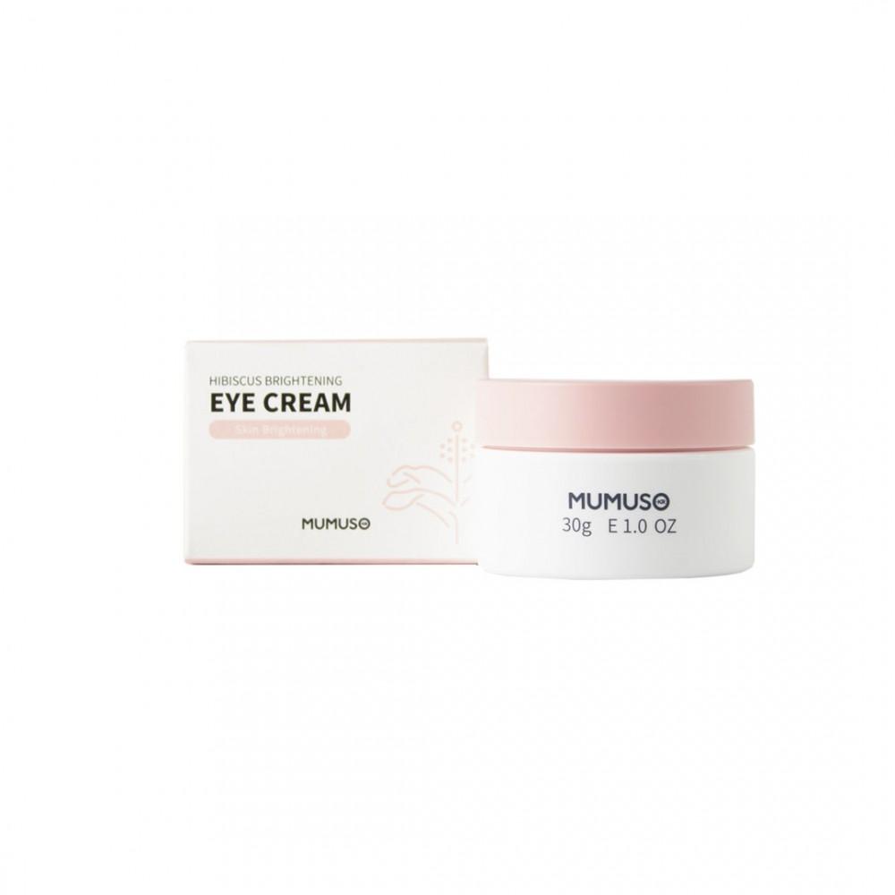 Крем для кожи вокруг глаз с экстрактом гибискуса придающий коже сияние 30 г MMS