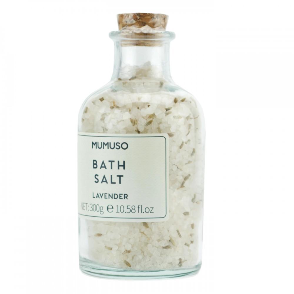 """Сіль для ванни, з лавандою, заспокійлива """"Релакс"""", MMS"""