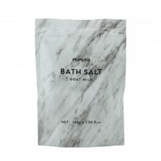 Соль для ванны с экстрактом козьего молока и цветов MMS