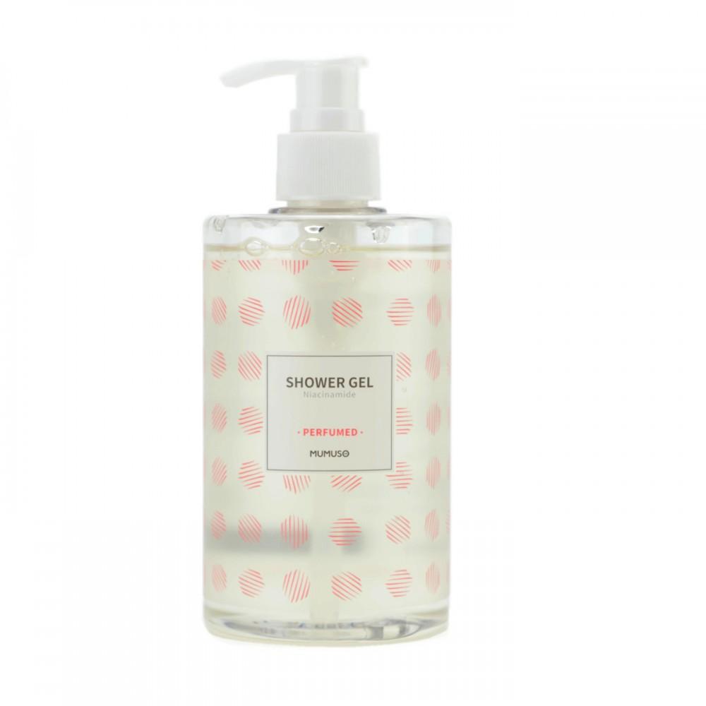Гель для душу парфумований освіжаючий MMS
