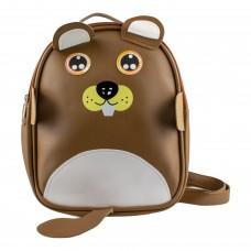 Рюкзак дитячий, у формі тваринки, ведмежа