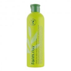 Емульсія для шкіри обличчя з екстрактом зеленого чаю заспокійлива FARMSTAY 300 мл