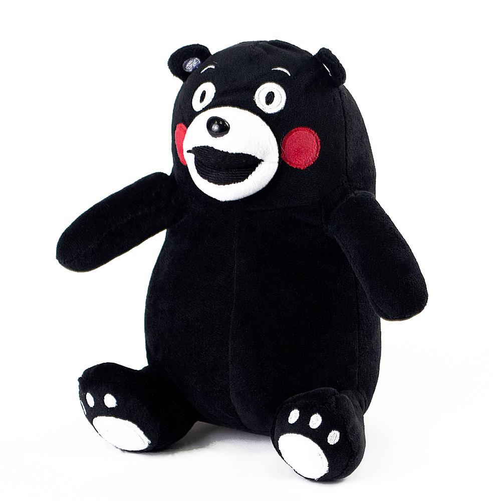 Мягкая игрушка Радостный Кумамон 30 см
