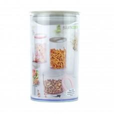 Ємність для зберігання сипучих продуктів та круп 13 л