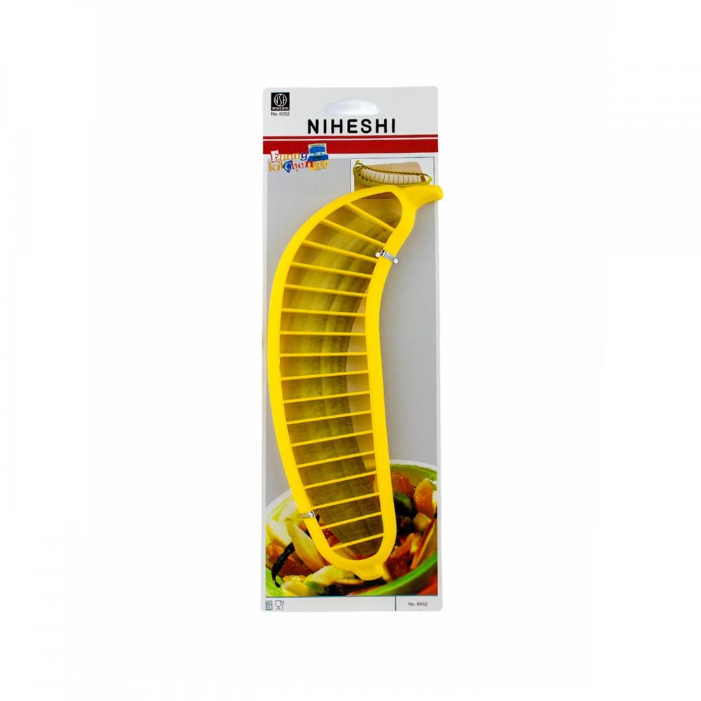Форма для нарізки бананів