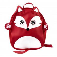 Рюкзак дитячий, у формі тваринки, лисичка