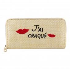 Гаманець жіночий, довгий, Jai Craque, колір гірчичний