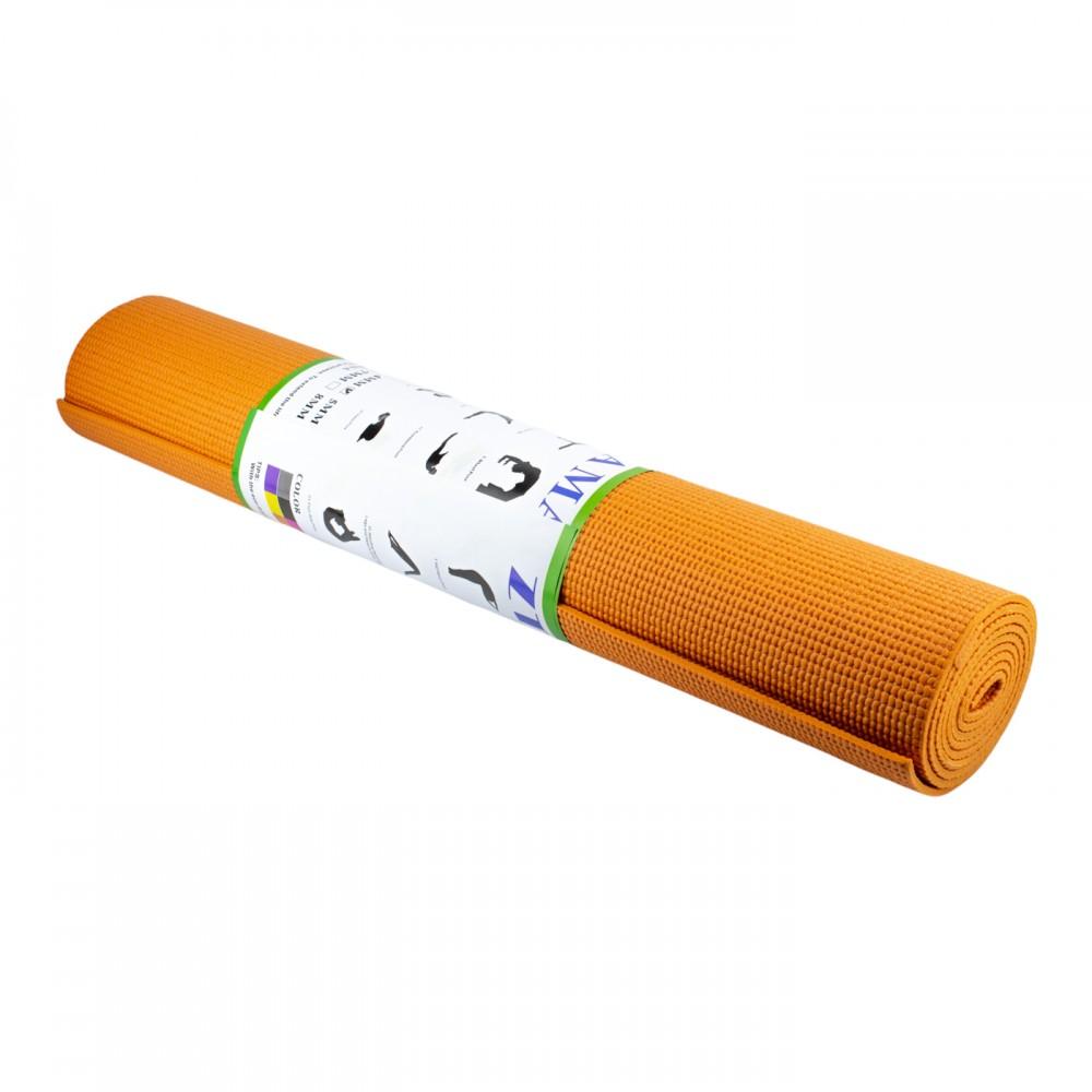 Килимок для йоги 6 мм в асортименті