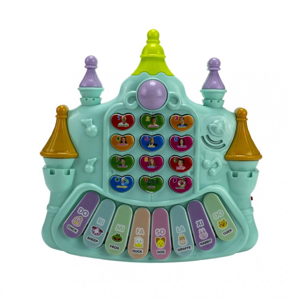 """Іграшка дитяча електронна """"Музичний замок"""""""