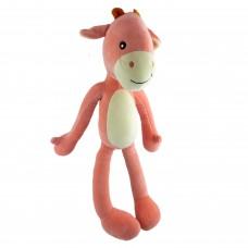 """Іграшка м'яка """"Корівка-обнімашка"""" 50 см"""