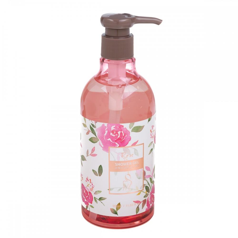 Гель для душу з ароматом троянди парфумований MMS