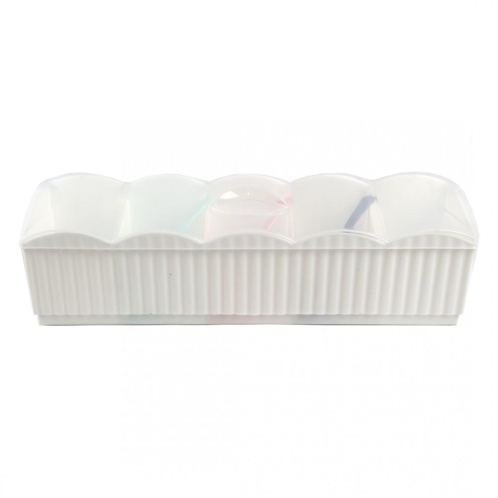 Органайзер для зберігання спецій та приправ пластиковий
