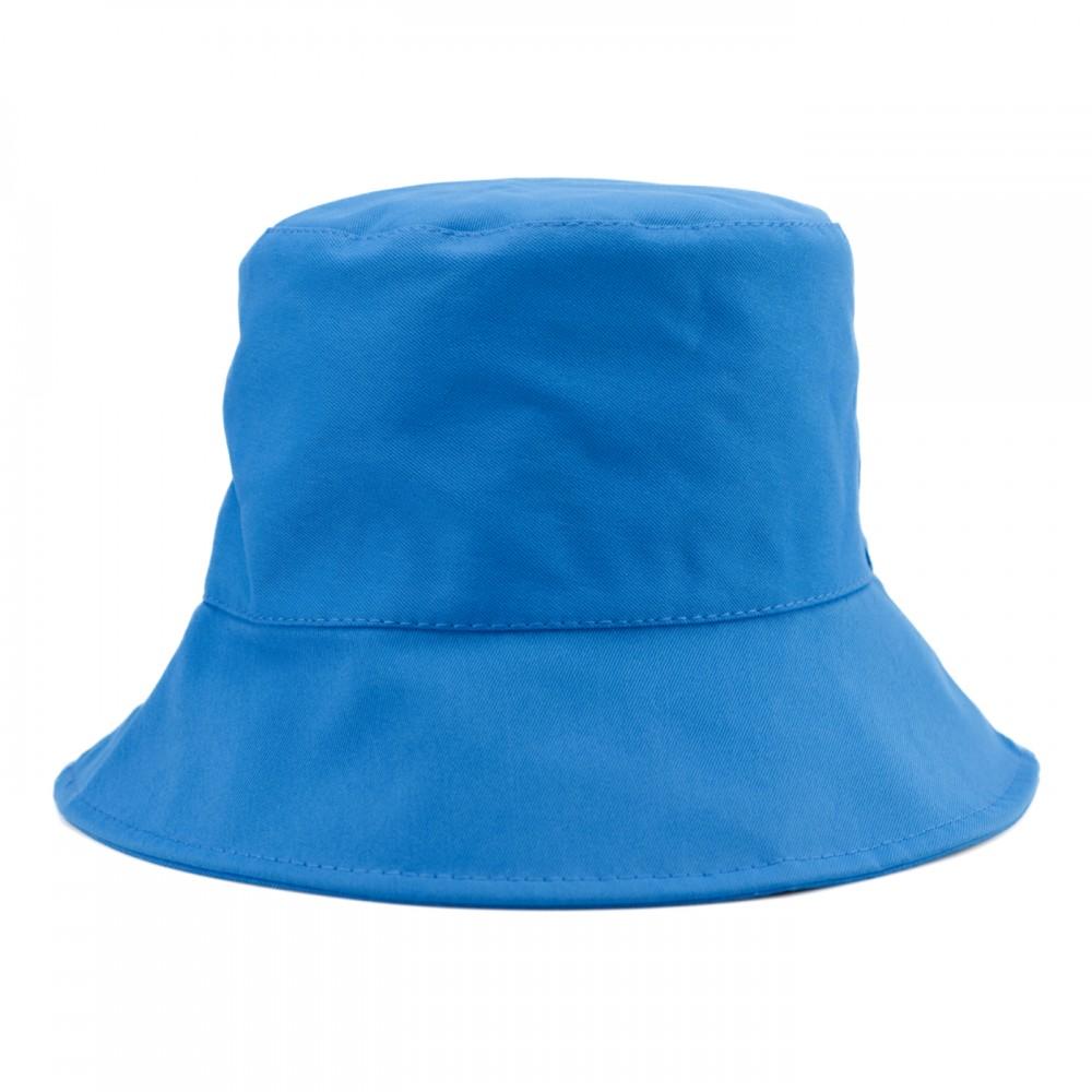 Панама класична, унісекс, колір блакитний