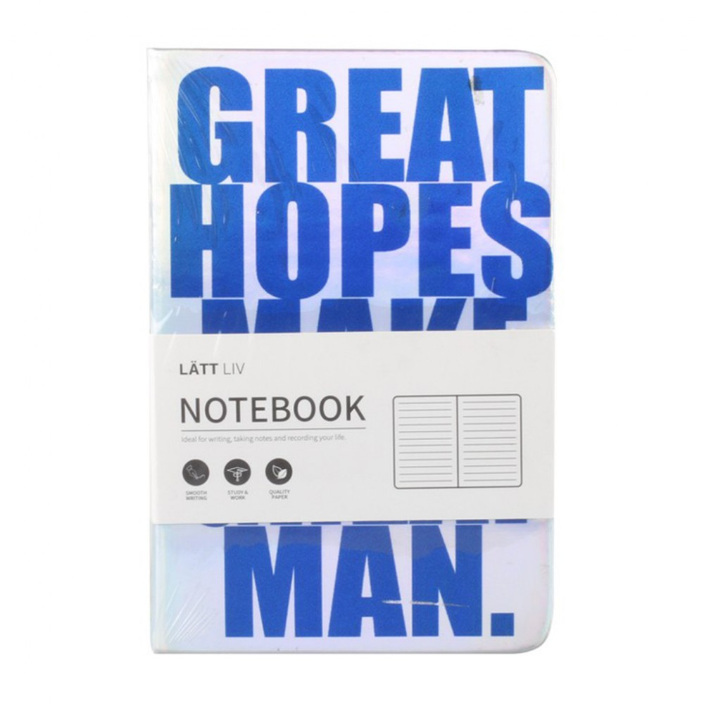 "Блокнот ""Great Hopes"" А6"